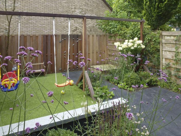 Reggy Horsthuis Kindvriendelijke tuin Leusden