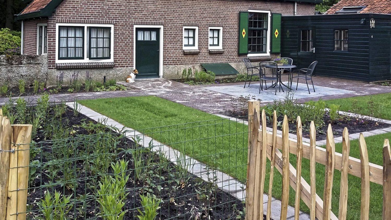 Reggy Horsthuis Boerenerf wordt kleurrijke oase Ermelo