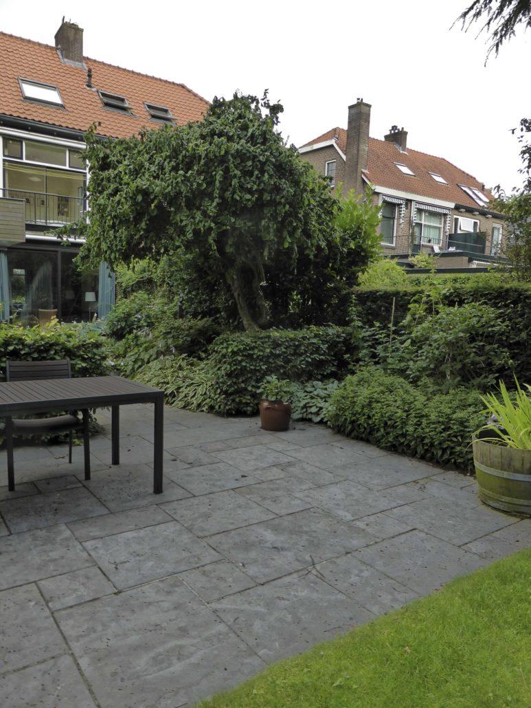 Reggy Horsthuis Diepe achtertuin Amersfoort