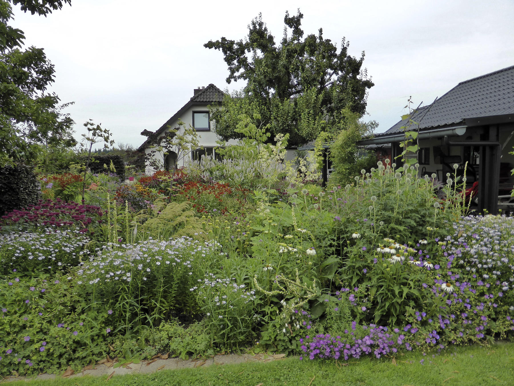 Reggy Horsthuis Eigen tuin